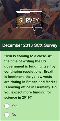 Dec 2018 Monthly Survey