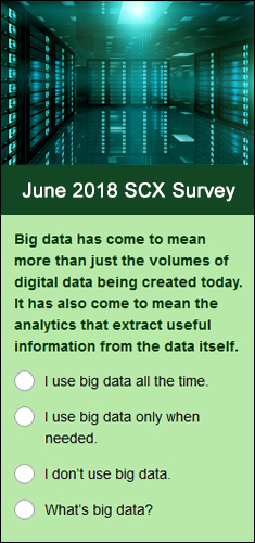 June 2018 Monthly Survey