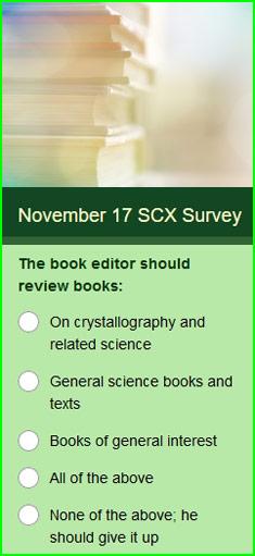 Nov 2017 Monthly Survey
