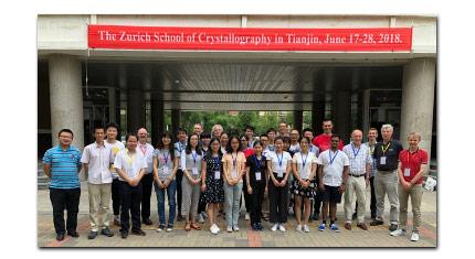 Zurich School of Crystallography