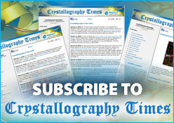 Subscribe to Crystallography Times