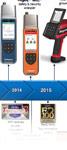 Rigaku Raman handheld devices