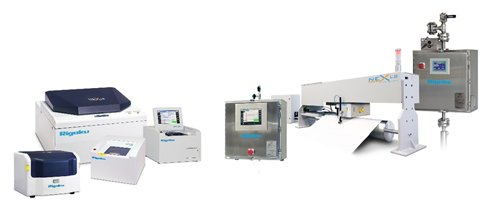Rigaku EDXRF Benchtop and Process Solutions for Elemental Analysis Applications