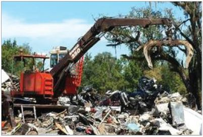 CASE STUDY: The Recycling Center Inc  | Rigaku