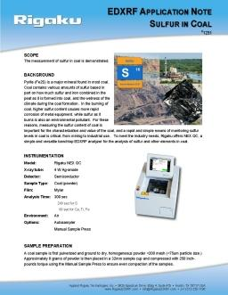 XRF application note 1231
