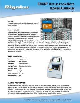 XRF application note 1237