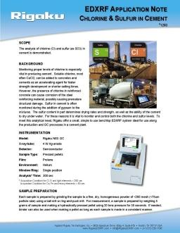 XRF application note 1250