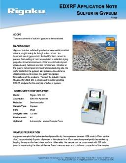 XRF application note 1255