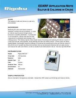 XRF application note 1331