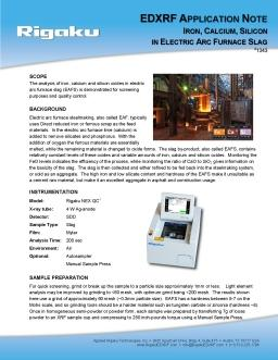 XRF application note 1343