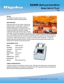 XRF application note 1352