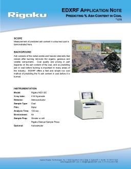 XRF application note 1378