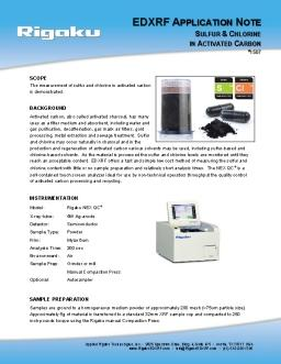 XRF application note 1507