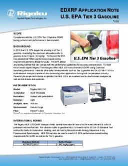 XRF application note 1707