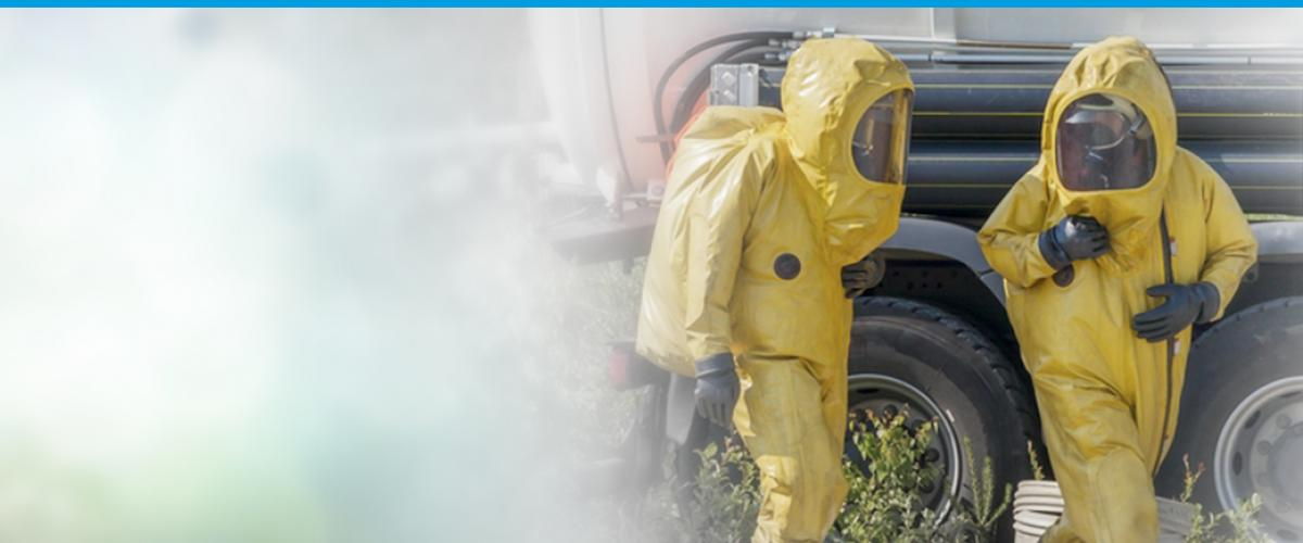 First responders can confidently identify a suspicious substance
