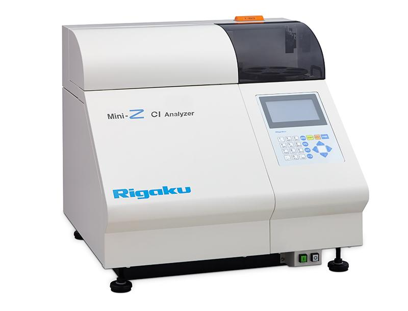 Benchtop single element wavelength dispersive XRF analyzer