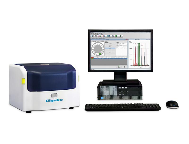 NEX DE high performance EDXRF spectrometer