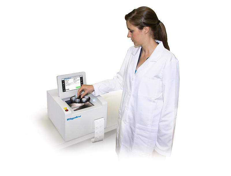 NEX QC low cost EDXRF analyzer