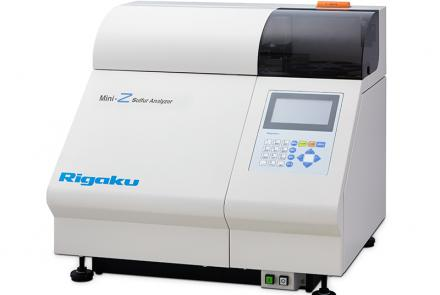 Wavelength dispersive X-ray fluorescence (WDXRF) sulfur (S) analyzer