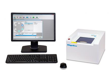 NEX QC+ QuantEZ high performance Windows® based EDXRF spectrometer