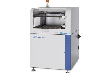 ZSX Primus sequential wavelength dispersive XRF spectrometer