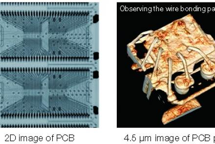 X-ray Imaging: High-resolution wide field-of-view measurement